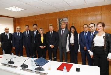 Mezouar et El Alamy se mobilisent pour la dynamisation du secteur du commerce