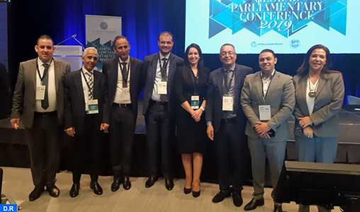 Une délégation parlementaire marocaine en visite à Washington