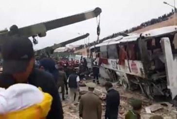Accident à Agadir : Deux morts et 26 blessés selon un nouveau bilan