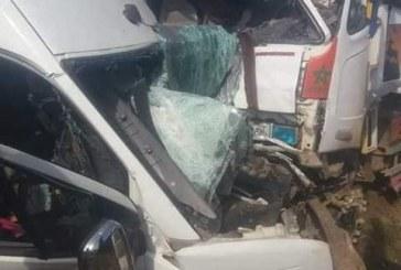 Kénitra: un terrible accident fait 8 morts et 30 blessés