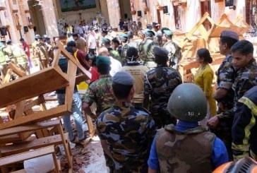 Attentats au Sri Lanka : le bilan grimpe à 310 morts