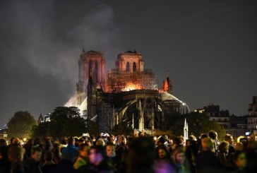YouTube relie par erreur Notre-Dame en flammes au 11-Septembre