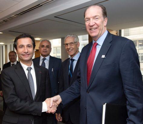 benchaâboun Banque mondiale