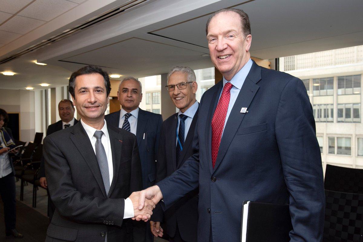 Le Maroc et la Banque Mondiale s'engagent à renforcer davantage leur coopération