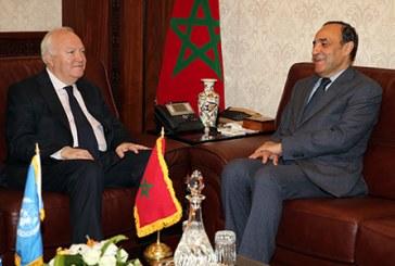 Le Royaume du Maroc offre un modèle en matière d'alliance des civilisations