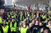 « Gilets jaunes » : Plus de 22.000 manifestants dans toute la France, mobilisation en baisse