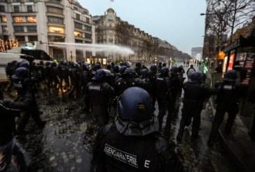 France : Plus de 60.000 policiers mobilisés pour l'acte 23 des « gilets jaunes »