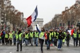 «Gilets jaunes» : Près de 28.000 manifestants en France, heurts et interpellations