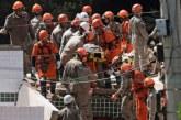 Brésil: 22 personnes tuées dans l'effondrement de deux immeubles