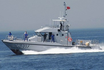 La Marine Royale porte secours à 161 candidats à la migration irrégulière