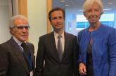 Benchaâboun se réunit à Washington avec Christine Lagarde