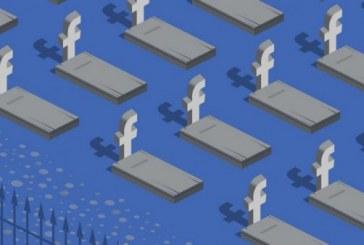 Facebook comptera plus de morts que de vivants d'ici 50 ans