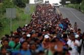 Mexique: Près de 300.000 migrants entrés dans le pays en trois mois