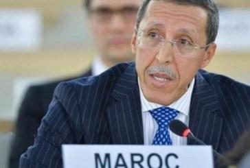 """Sahara : la résolution 2468 """"répond largement aux attentes"""" du Maroc"""