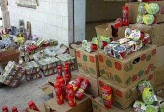ONSSA: destruction de 830 tonnes de produits alimentaires impropres