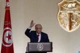 Le président tunisien ne veut pas briguer un second mandat