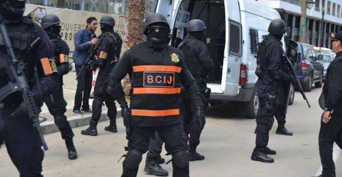 Démantèlement à Taza d'une cellule terroriste de 4 extrémistes