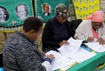 Afrique du Sud: Près de 27 millions aux urnes pour les élections générales