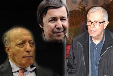 Saïd Bouteflika et les généraux Toufik et Tartag arrêtés en Algérie