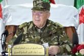 Présidentielle en Algérie: le chef d'état-major appelle au respect du calendrier