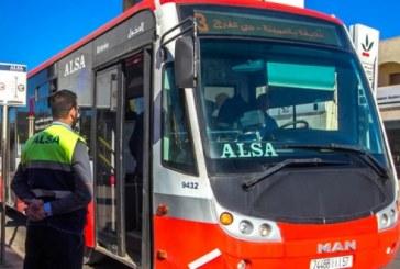 Rabat-Salé-Kénitra: Alsa-City Bus entame son activité à partir de juillet