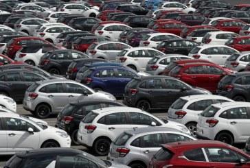 Baisse de 4,1% dans les ventes de véhicules neufs en raison des incertitudes liées au Brexit