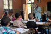 """Lancement de l'opération """"Child to Child"""" de lutte contre la non-scolarisation"""