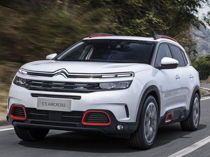 Nouveau SUV Citroën C5 Aircross : le SUV ultra-confort
