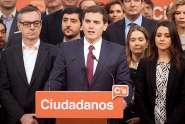 Espagne : Ciudadanos annonce qu'il ne facilitera pas l'investiture de Sanchez