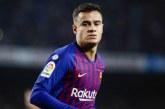 FC Barcelone: Coutinho absent dix jours, incertain en finale de Coupe du Roi