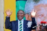 Cyril Ramaphosa réélu président de l'Afrique du Sud