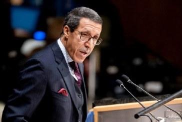 Omar Hilale : La bonne gouvernance, clé de voûte du développement durable