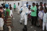 """RDC: L'ONU """"préoccupée"""" par le nombre de nouveaux cas d'Ebola"""