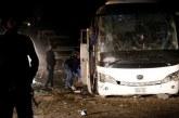 Egypte: 17 blessés dans une explosion visant des touristes près des pyramides