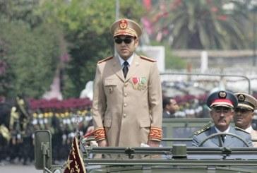 63ème anniversaire de la création des FAR : SM le Roi adresse un ordre du jour aux Forces Armées Royales