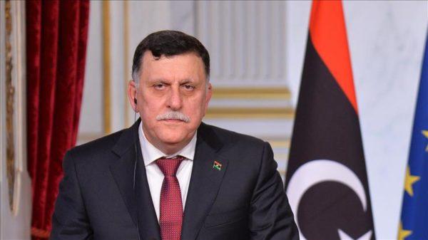 Fayez al-Sarraj