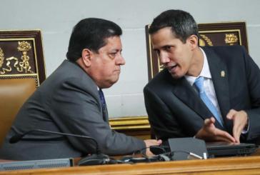 Venezuela: Guaido dénonce l'arrestation de son bras droit