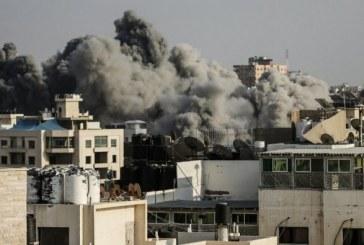 Gaza : Douze Palestiniens tués par des frappes israéliennes