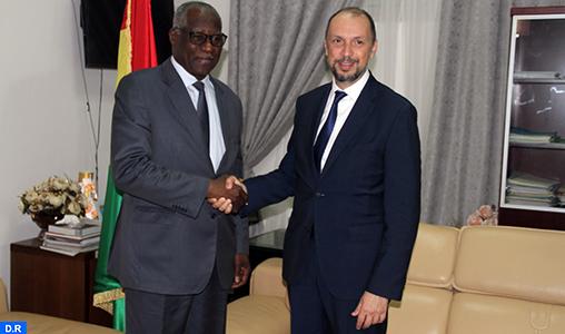 Maroc/Guinée : Le suivi des accords de coopération liant les deux pays