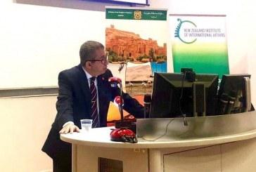 Karim Medrek : La paix et la stabilité dans la Méditerranée reposent sur la résolution du conflit du Sahara