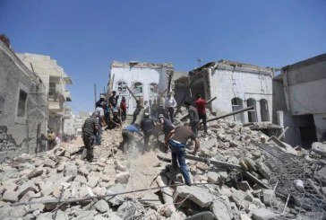 Syrie : Macron extrêmement préoccupé par l'escalade de violence sur Idlib