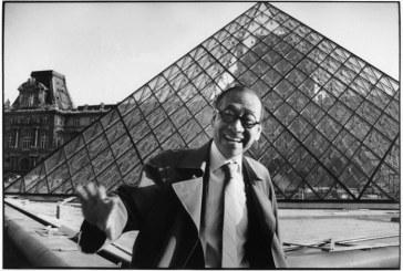 Décès à l'âge de 102 ans de l'architecte I.M. Pei, concepteur de la pyramide du Louvre