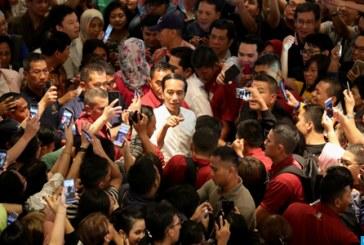 Indonésie: Le peuple renouvelle sa confiance au président Joko Widodo