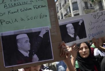 Algérie: Kamel Eddine Fekhar décède en prison