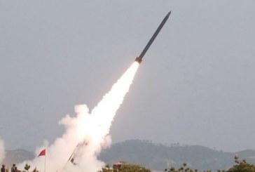 Le leader nord-coréen Kim Jong Un a supervisé des tirs multiples