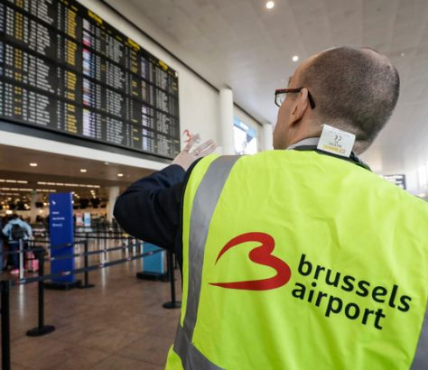 L'aéroport de Bruxelles