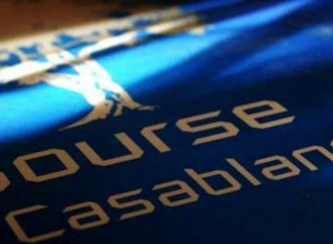 La bourse de Casablanca