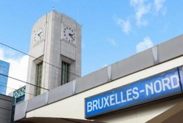 Belgique: la gare de Bruxelles-Nord évacuée suite à une alerte à la bombe