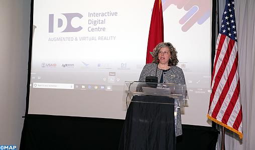 Lancement du premier Centre interactif digital dédié à l'éducation et à l'industrie