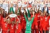 Le Bayern Munich remporte son 29e titre, le 7e consécutif